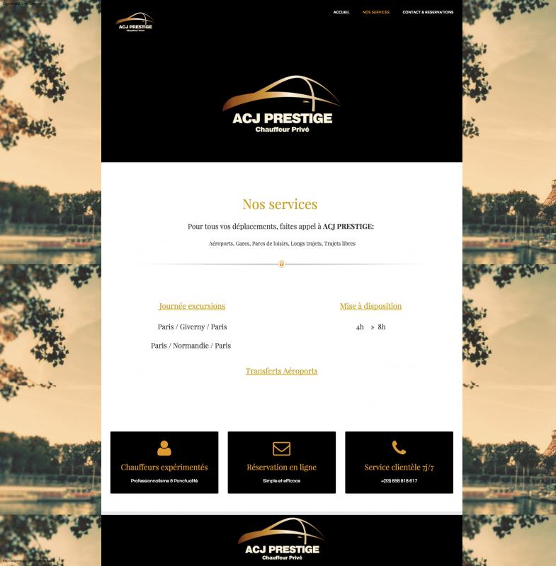 ACJ WEBSITE SERVICES