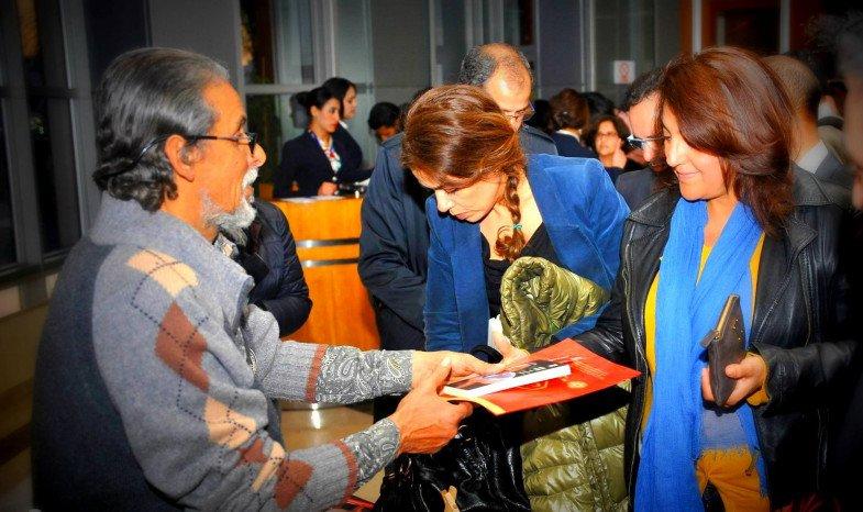 Conference Pierre Rabhi Casablanca Nora Achab
