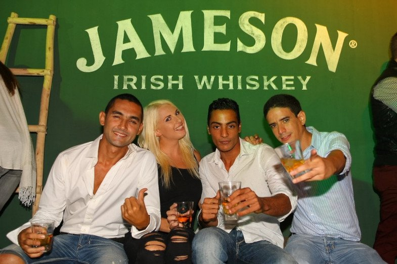 Jameson launching Party