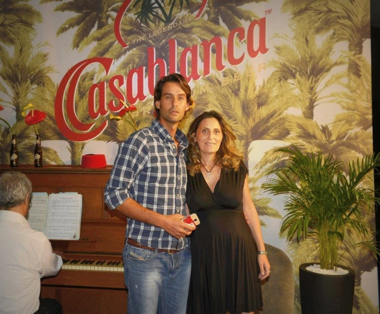 Casablanca Beer Launching Party