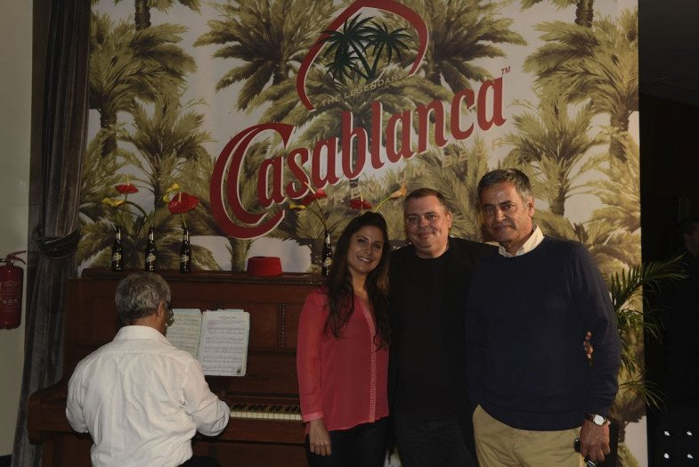 Delight Casablanca Beer Launching Party 2014-25