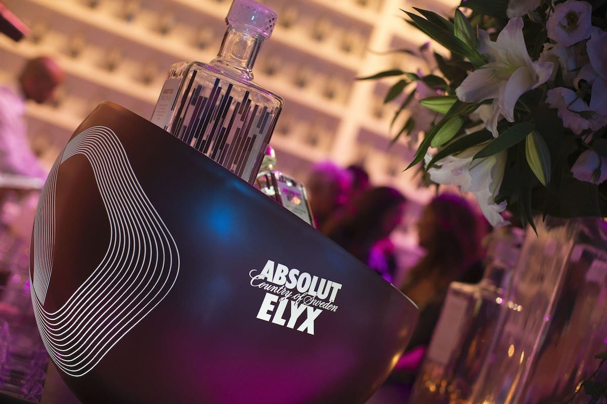 Absolut Elyx Launch Party