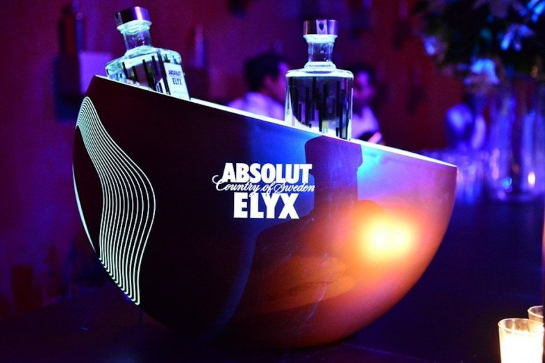 Absolut Elyx Launch Party